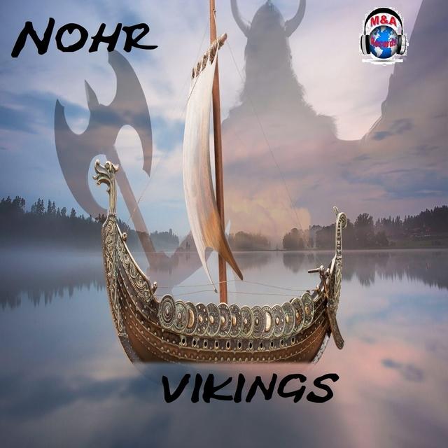 Couverture de Vikings