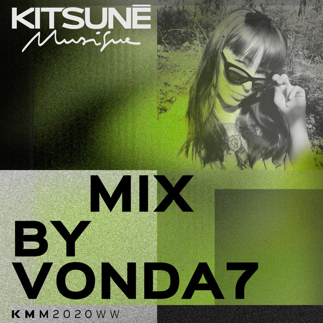 Kitsuné Musique Mixed by VONDA7