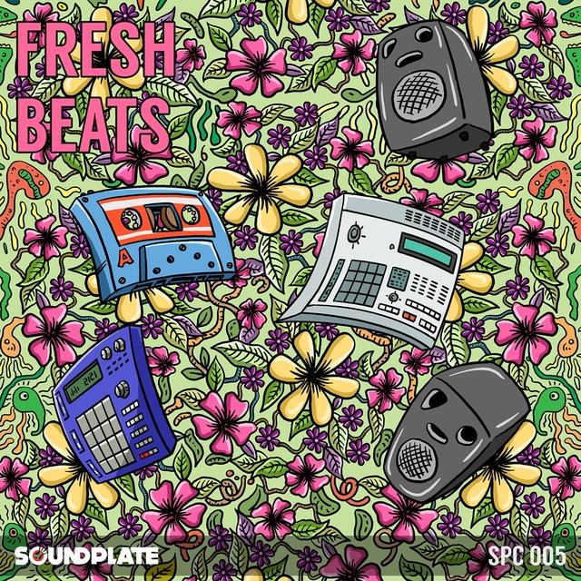 Couverture de Fresh Beats