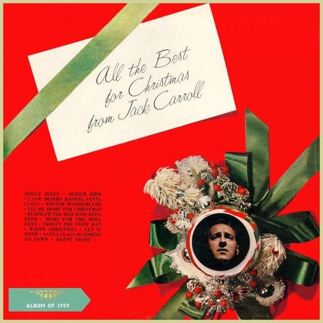Couverture de All the Best for Christmas from Jack Carroll