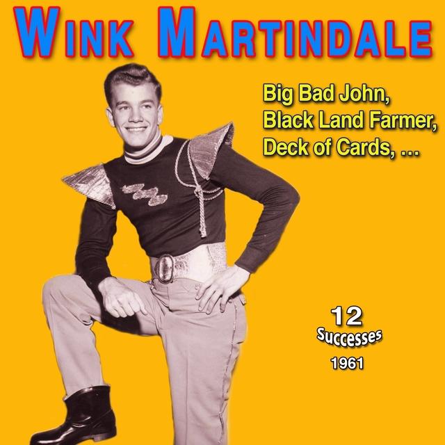 Wink Martindale - Big Bad John (1961)