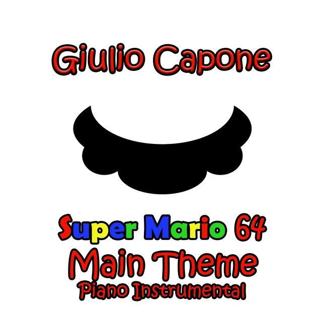 Couverture de Super Mario 64 Main theme