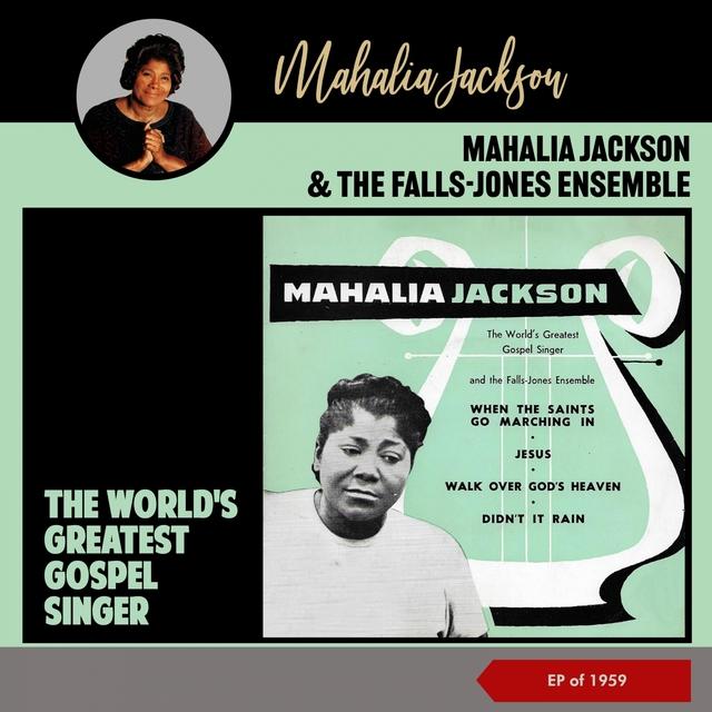 Couverture de The World's Greatest Gospel Singer
