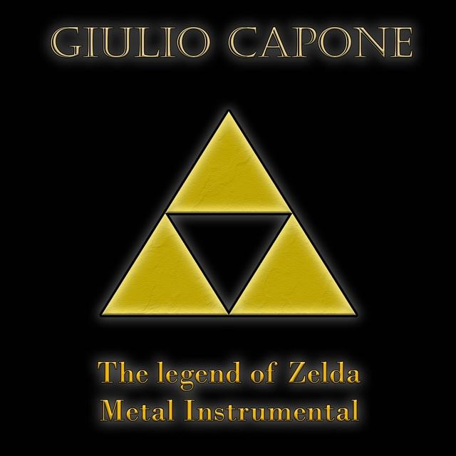 Couverture de The legend of Zelda
