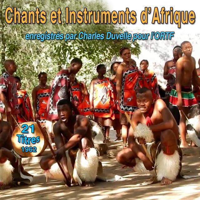 Tam-Tam, Chants Et Instruments D'Afrique (1962)