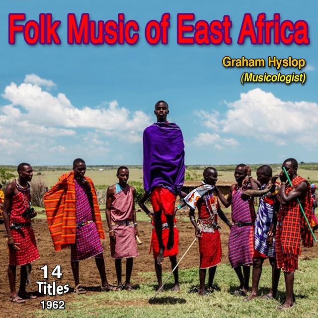 Folk Music Fof East Africa (1962)