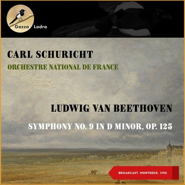 Ludwig Van Beethoven: Symphony No. 9 In D Minor, Op. 125 (Broadcast, Montreux, 1954)