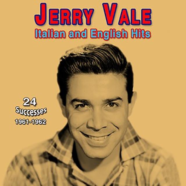 Couverture de Jerry vale - i have but one heart