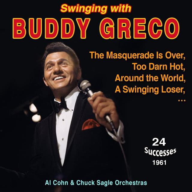 Couverture de Buddy Greco - I Like It Swinging