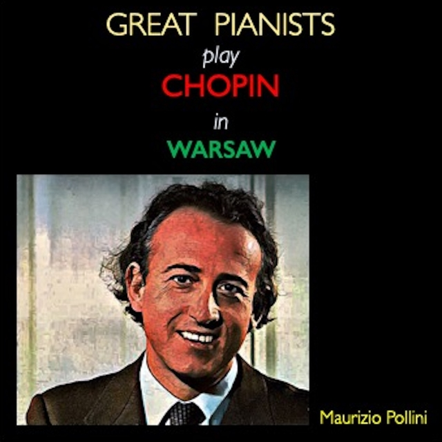 Great Pianist play Chopin in Warsaw · Vol. III