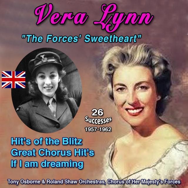 "Couverture de Vera Lynn - ""The Forces's Sweetheart"""