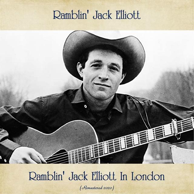 Ramblin' Jack Elliott In London