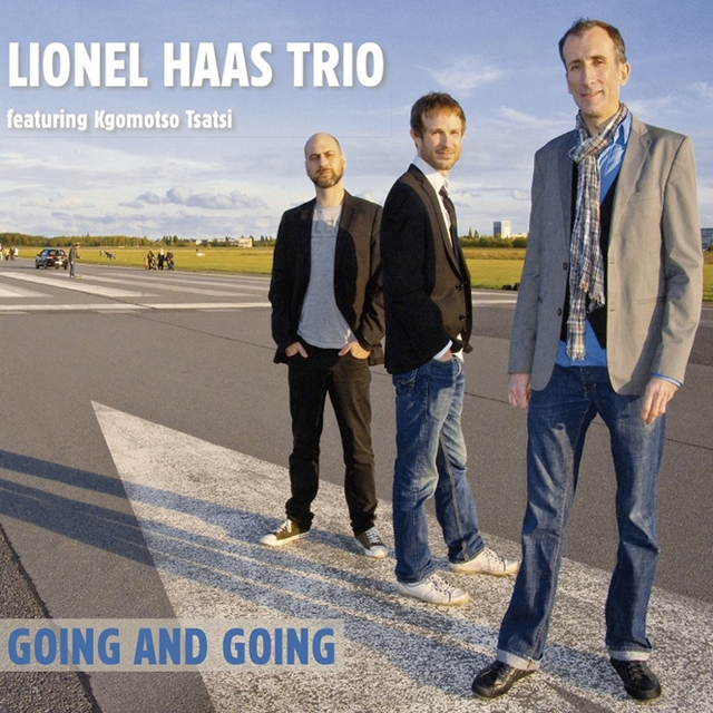 Couverture de Going and Going