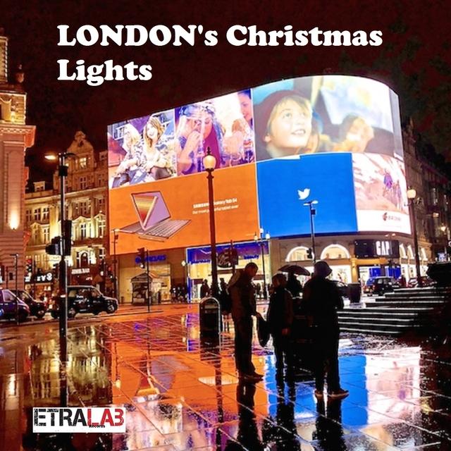 Londonìs Christmas Lights