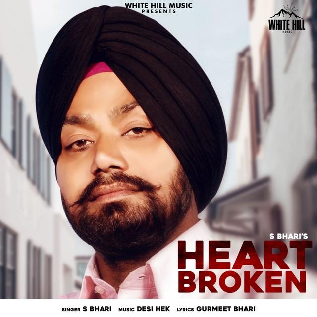 Couverture de Heart Broken