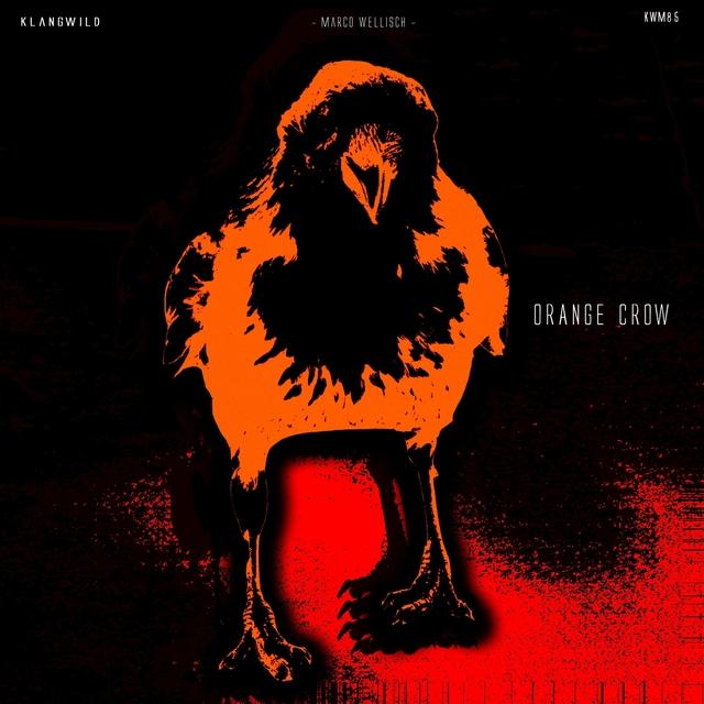 Couverture de Orange Crow