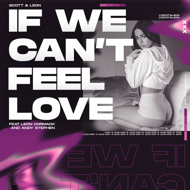 Couverture de If We Can't Feel Love