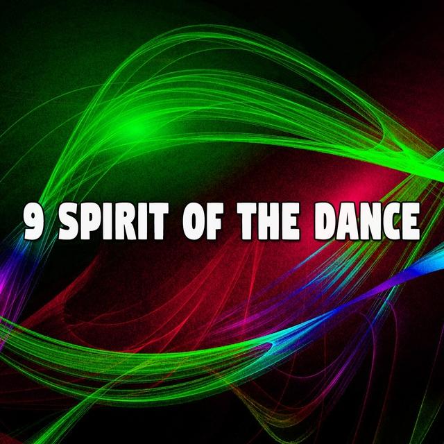 Couverture de 9 Spirit of the Dance