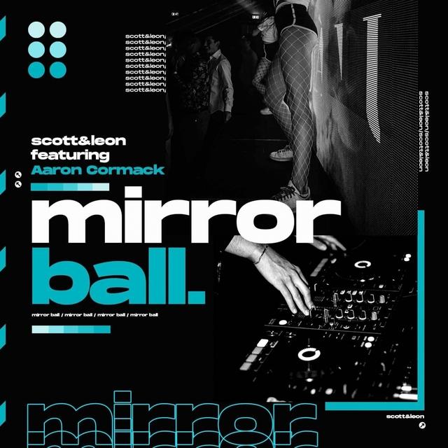 Couverture de Mirror Ball
