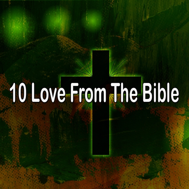 Couverture de 10 Love from the Bible