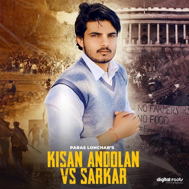 Couverture de Kisan Andolan vs Sarkar