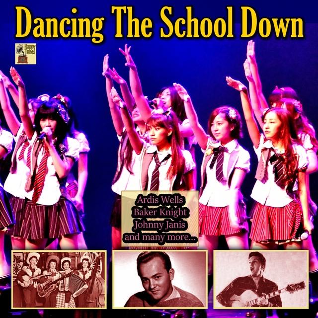 Couverture de Dancing the School Down