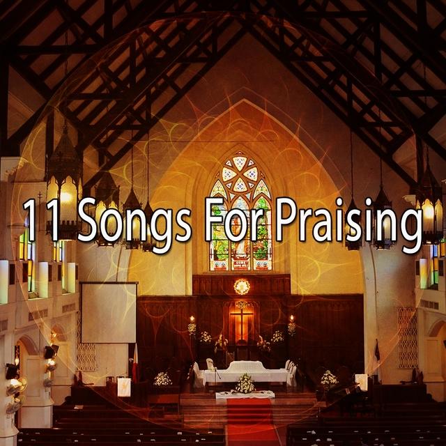 Couverture de 11 Songs for Praising