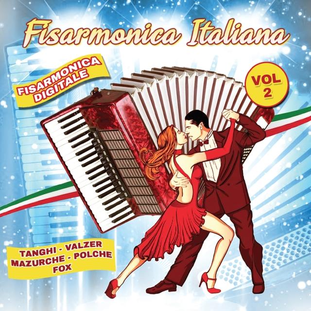 Couverture de Fisarmonica italiana vol.2