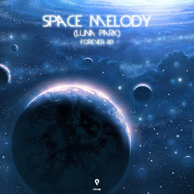 Couverture de Space Melody (Luna Park)