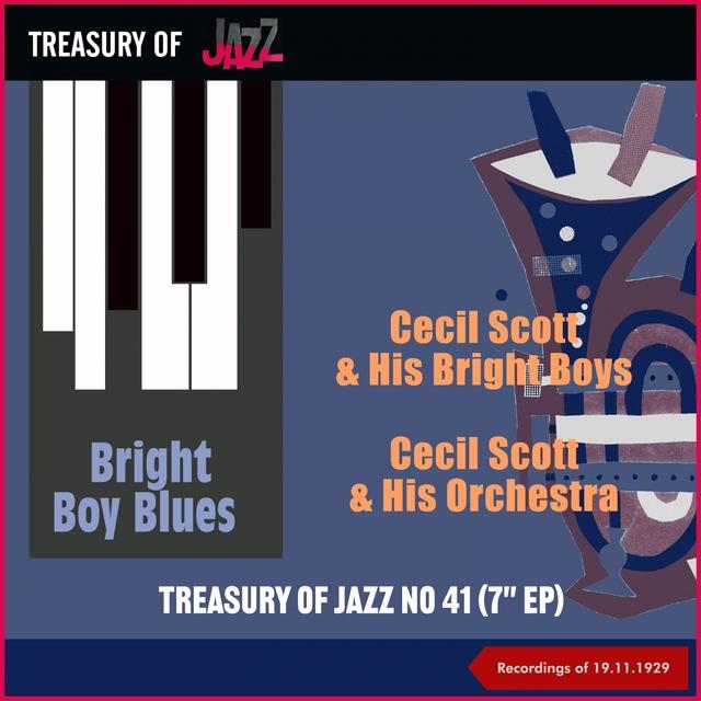 Bright Boy Blues - Treasury Of Jazz No. 41