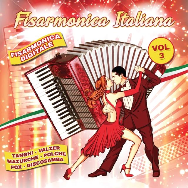 Fisarmonica italiana vol.3