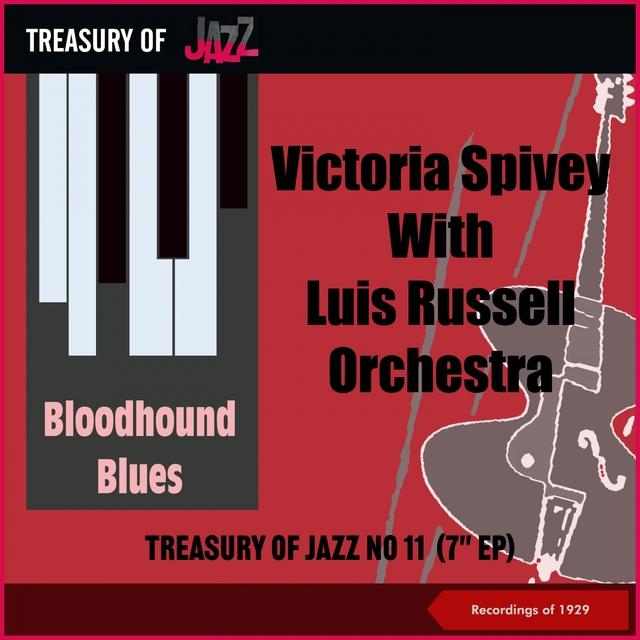 Bloodhound Blues - Treasury Of Jazz No. 11