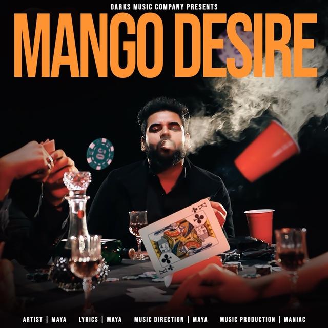 Couverture de Mango Desire (Gaadi Meri)