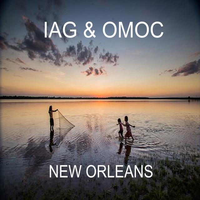 Couverture de New Orleans