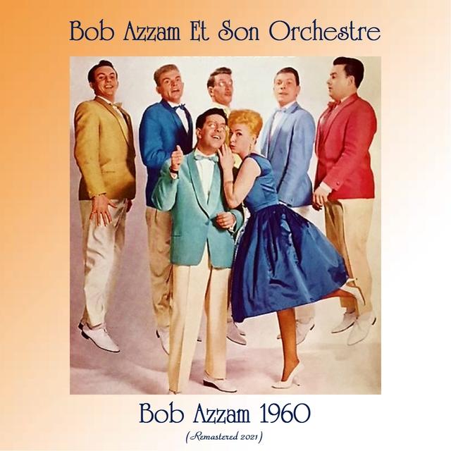 Couverture de Bob Azzam 1960