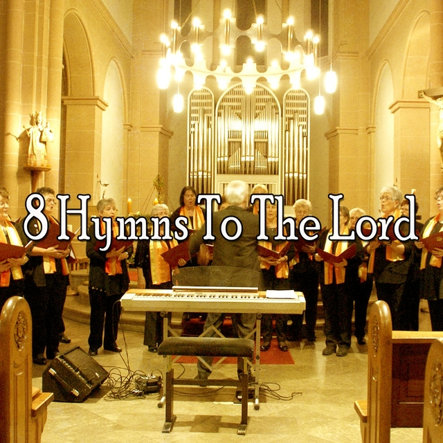 Couverture de 8 Hymns to the Lord