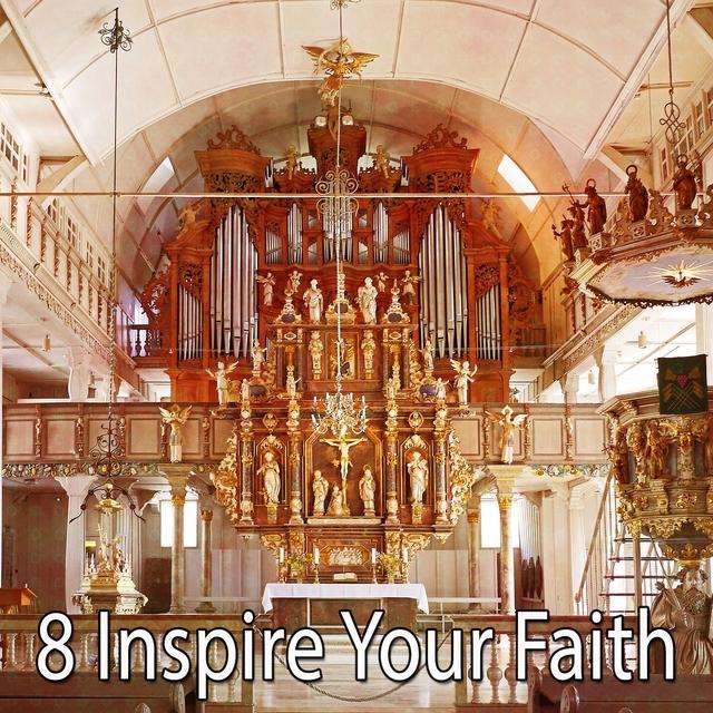 Couverture de 8 Inspire Your Faith