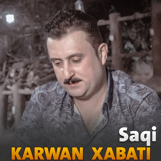 Couverture de Saqi