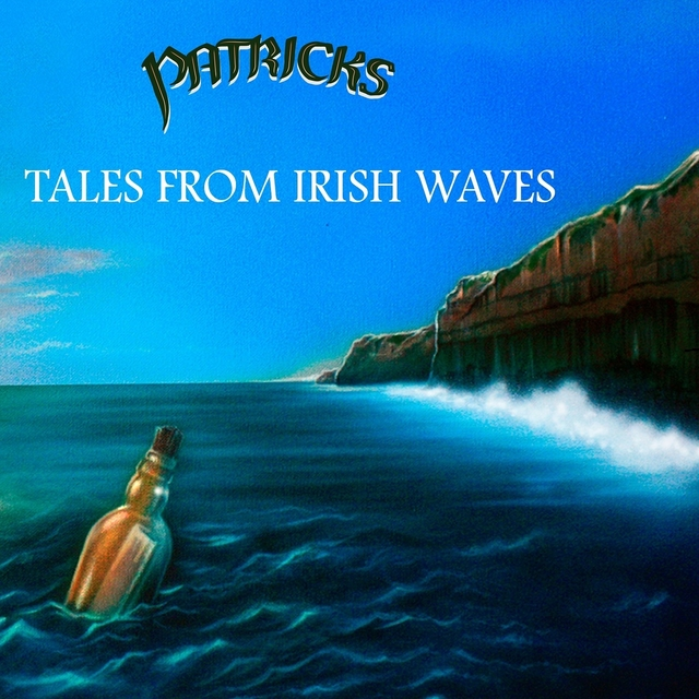 Couverture de Tales from Irish Waves