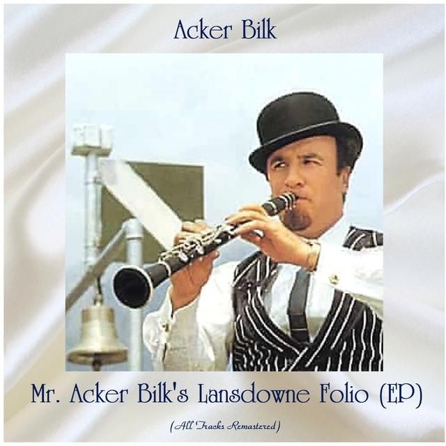 Couverture de Mr. Acker Bilk's Lansdowne Folio (EP)