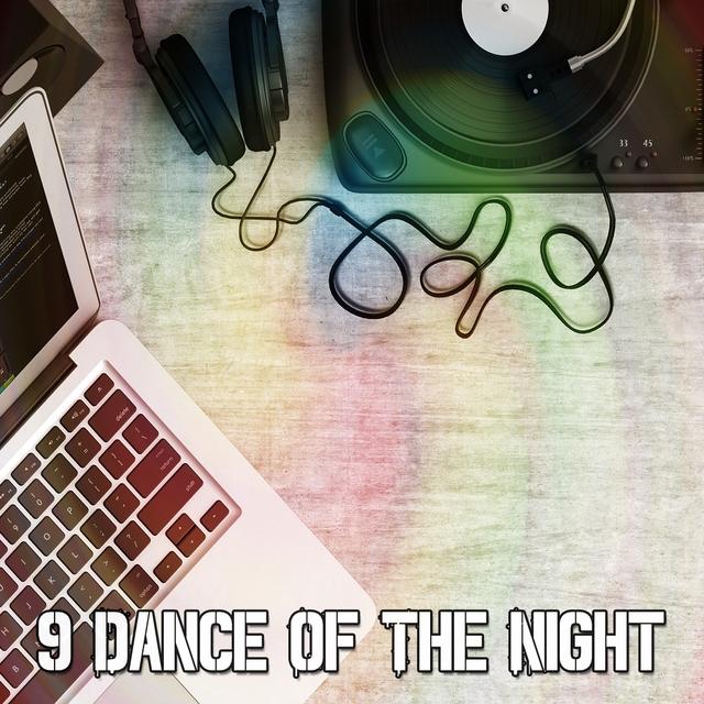 Couverture de 9 Dance of the Night
