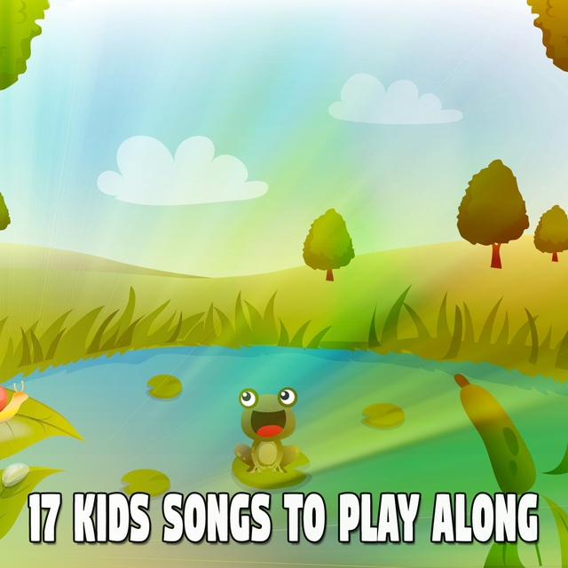 17 Kids Songs to Play Along