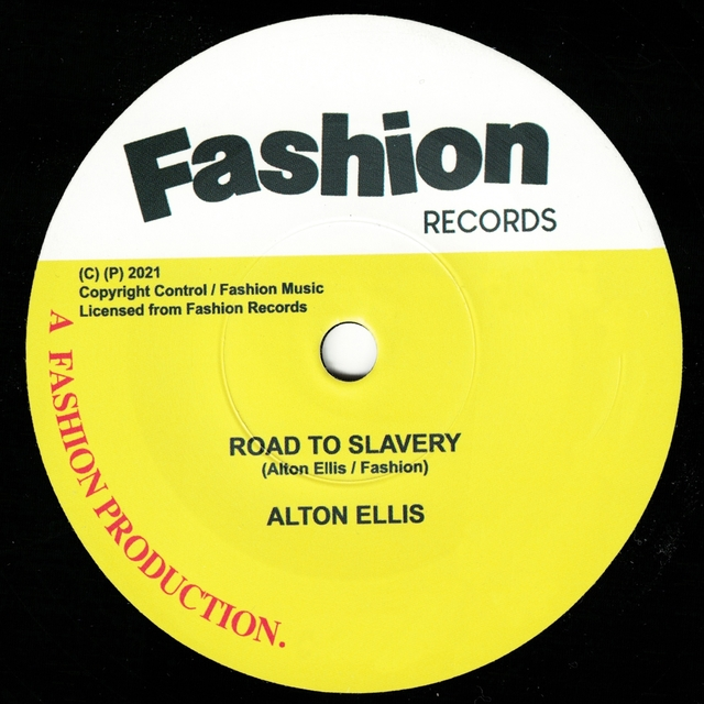 Road to Slavery - EP