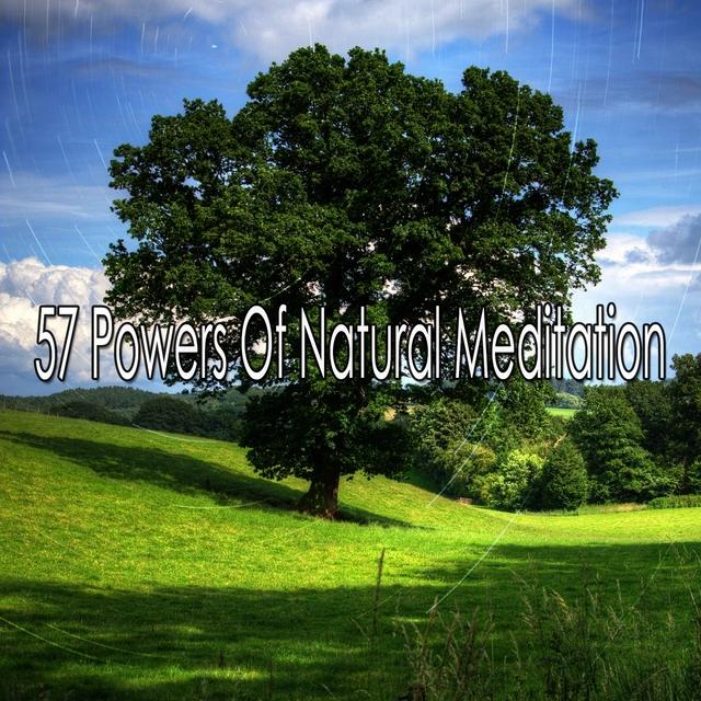 Couverture de 57 Powers of Natural Meditation