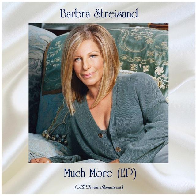 Couverture de Much More (EP)