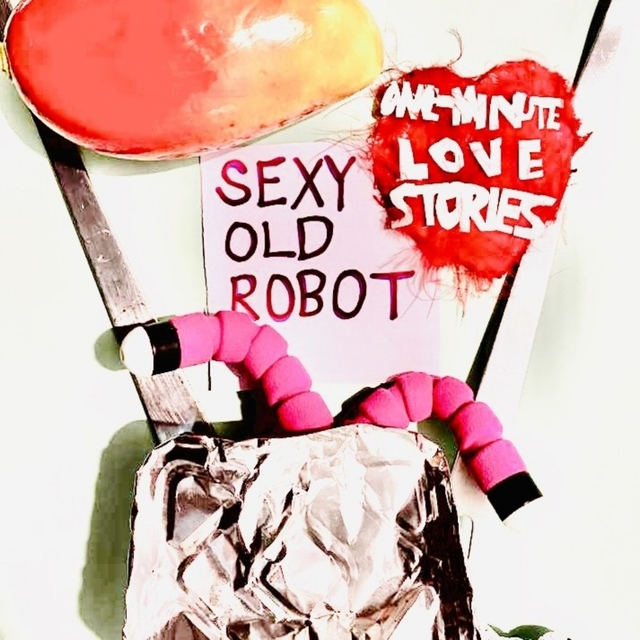 Sexy Old Robot