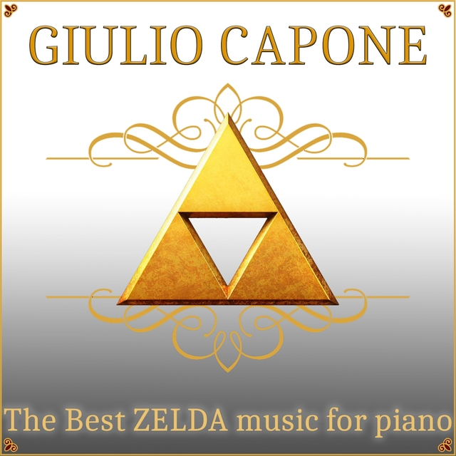 Couverture de The Best Zelda music for piano