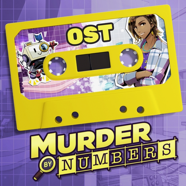 Murder By Numbers (Original Game Soundtrack)