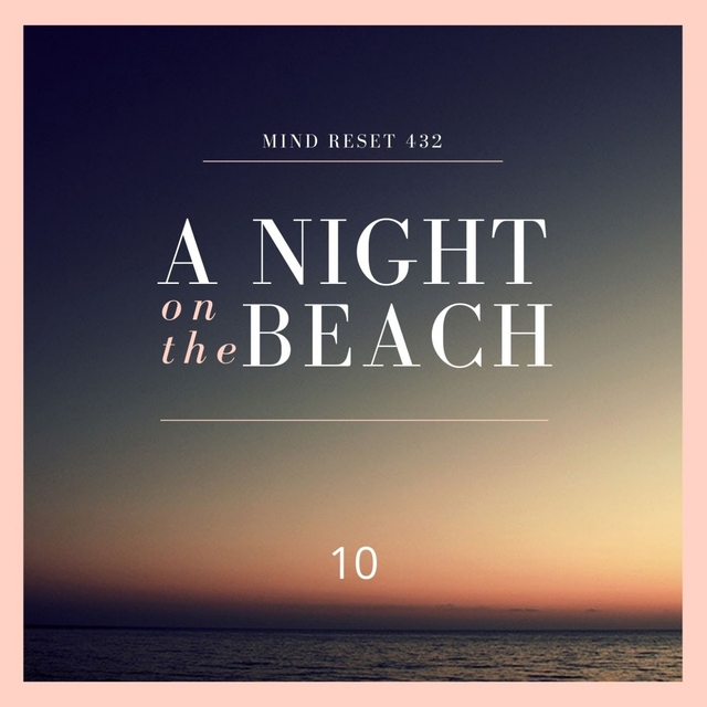 Couverture de A night on the beach