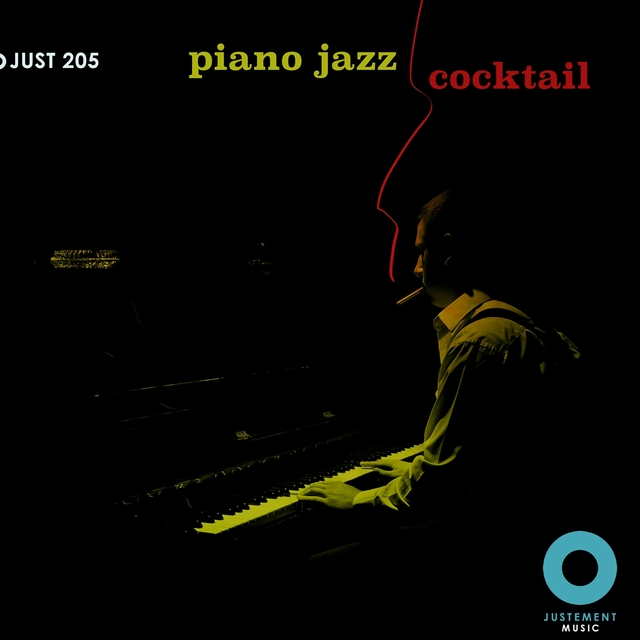 Piano Jazz Cocktail